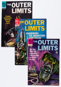 Silver Age (1956-1969):Science Fiction, Outer Limits File Copies Group (Dell, 1964-69) Condition: AverageVF+.... (Total: 21 Comic Books)