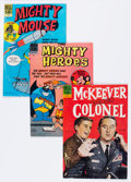 Silver Age (1956-1969):Humor, Dell Silver Age TV- and Movie-Related Humor Comics File Copies Group (Dell, 1960s) Condition: Average VF.... (Total: 54 Comic Books)