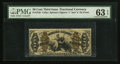 Fractional Currency:Third Issue, Fr. 1348 50¢ Third Issue Justice PMG Choice Uncirculated 63 EPQ.....