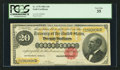 Large Size:Gold Certificates, Fr. 1178 $20 1882 Gold Certificate PCGS Very Fine 35.. ...