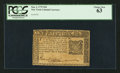 Colonial Notes:New York, New York September 2, 1775 $10 PCGS Choice New 63.. ...