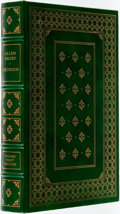 Books:Fine Bindings & Library Sets, Allen Drury. SIGNED. Decision. Franklin Center: The Franklin Library, 1983. First edition. Signed by the author. ...