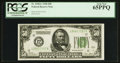 Small Size:Federal Reserve Notes, Fr. 2100-L $50 1928 Federal Reserve Note. PCGS Gem New 65PPQ.. ...