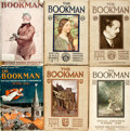 "Books:Periodicals, Fourteen Issues of The Bookman. London: Hodder &Stoughton, 1905-1933. All are ""Special Christmas Numbers."" Several... (Total: 14 Items)"