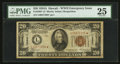 Small Size:World War II Emergency Notes, Fr. 2305* $20 1934A Hawaii Federal Reserve Note. PMG Very Fine 25.. ...