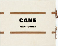 [Arion Press]. [Featured Lot]. Jean Toomer. Martin Puryear, artist. SIGNED/LIMITED. Cane