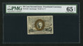 Fractional Currency:Second Issue, Fr. 1318 50¢ Second Issue PMG Gem Uncirculated 65 EPQ.. ...