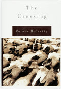 Books:Fiction, [Featured Lot]. Cormac McCarthy. The Crossing. New York:Alfred A. Knopf, 1994....