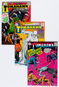 Silver Age (1956-1969):Adventure, Tomahawk Group (DC, 1965-71) Condition: Average VF-.... (Total: 32 Comic Books)