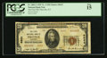 National Bank Notes:Kentucky, Pikeville, KY - $20 1929 Ty. 2 The First NB Ch. # 6622. ...