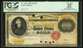 Large Size:Gold Certificates, Fr. 1225e $10,000 1900 Gold Certificate PCGS Apparent Very Fine25.. ...