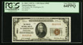 National Bank Notes:Pennsylvania, Washington, PA - $20 1929 Ty. 1 The Peoples NB Ch. # 9901. ...