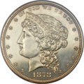 Patterns, 1878 $1 Silver Dollar, Judd-1554, Pollock-1733, R.5, PR62 PCGS....
