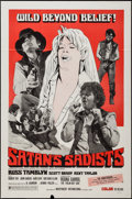 """Movie Posters:Exploitation, Satan's Sadists & Other Lot (Independent InternationalPictures, 1969). One Sheets (2) (27"""" X 41"""", 23"""" X 35"""").Exploitation.... (Total: 2 Items)"""