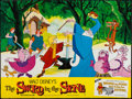 """Movie Posters:Animation, The Sword in the Stone/Winnie the Pooh and a Day for Eeyore Combo (Buena Vista, R-1983). British Quad (30"""" X 40""""). Animation..."""