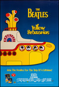 "Movie Posters:Animation, Yellow Submarine (MGM/UA, R-1999). One Sheet Video Poster (27"" X 40""). Animation.. ..."