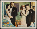 "Movie Posters:Comedy, The Wild Party (Paramount, 1929). Lobby Card (11"" X 14""). Comedy.. ..."