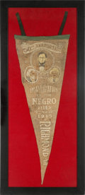 Political:3D & Other Display (1896-present), Emancipation of the Negro: 50th Anniversary Pennant....