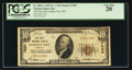 National Bank Notes:Missouri, Golden City, MO - $10 1929 Ty. 1 The First NB Ch. # 7684. ...