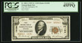 National Bank Notes:Wisconsin, Darlington, WI - $5 1929 Ty. 2 First NB Ch. # 14184. ...