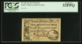 Colonial Notes:South Carolina, South Carolina April 10, 1778 3s/9d PCGS About New 53PPQ.. ...