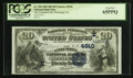 National Bank Notes:Pennsylvania, Pittsburgh, PA - $20 1882 Date Back Fr. 550 The Columbia NB Ch. # (E)4910. ...