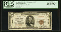 National Bank Notes:Tennessee, Crossville, TN - $5 1929 Ty. 1 The First NB Ch. # 9809. ...