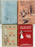 Books:Children's Books, [Children's]. Group of Four First Edition Children's Books aboutNative Americans. Various publishers and dates. ... (Total: 4Items)
