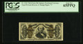 Fractional Currency:Third Issue, Fr. 1341 50¢ Third Issue Spinner Type II PCGS Gem New 65PPQ.. ...