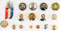 Political:Pinback Buttons (1896-present), Abraham Lincoln: Early 20th Century Pinback Buttons. ...