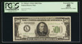 Small Size:Federal Reserve Notes, Fr. 2202-L $500 1934A Mule Federal Reserve Note. PCGS Apparent Extremely Fine 40.. ...
