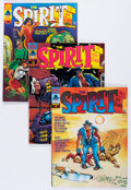 Magazines:Superhero, The Spirit #5-15 Group (Warren, 1974-76) Condition: Average VF....(Total: 12 Comic Books)