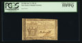 Colonial Notes:New Jersey, New Jersey January 9, 1781 5s PCGS Choice About New 55PPQ.. ...