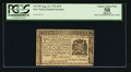Colonial Notes:New York, New York August 13, 1776 $1/8 PCGS Apparent Choice About New 58.. ...