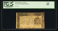 Colonial Notes:New York, New York March 5, 1776 $1 PCGS New 61.. ...