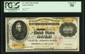 Large Size:Gold Certificates, Fr. 1225h $10,000 1900 Gold Certificate PCGS About New 50.. ...