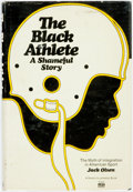 Books:Americana & American History, [African-Americana]. Jack Olsen. The Black Athlete. A ShamefulStory. The Myth of Integration in American Sport. New...