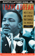 Books:Americana & American History, [African-Americana]. Martin Luther King, Jr. I Have a Dream.Writings and Speeches that Changed the World. Harpe...