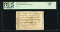 Colonial Notes:North Carolina, North Carolina December, 1771 £5 PCGS About New 53.. ...
