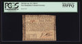 Colonial Notes:New Hampshire, New Hampshire April 29, 1780 $7 PCGS Choice About New 55PPQ.. ...