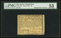 Colonial Notes:New Jersey, New Jersey June 9, 1780 $2 PMG About Uncirculated 53.. ...