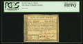 Colonial Notes:New Jersey, New Jersey June 9, 1780 $4 PCGS Choice About New 55PPQ.. ...