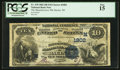 National Bank Notes:Wisconsin, Racine, WI - $10 1882 Date Back Fr. 539 The Manufacturers NB Ch. # (M)1802. ...