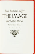 Books:Fiction, Isaac Bashevis Singer. SIGNED/LIMITED. The Image and Other Stories. New York: Farrar Straus Giroux, [1985]. ...