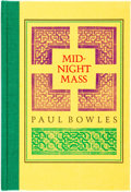 Books:Literature 1900-up, Paul Bowles. SIGNED/LIMITED. Midnight Mass. Santa Barbara:Black Sparrow Press, 1981. ...