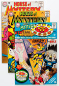 Silver Age (1956-1969):Horror, House of Mystery Group (DC, 1964-66) Condition: Average VF-....(Total: 6 Comic Books)