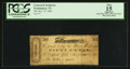 Obsoletes By State:Tennessee, Washington, TN- Cawood & Robinson 50¢ Dec. 10, 1862 . ...