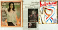 Books:Music & Sheet Music, [Patti Smith]. Group of Three Items related to Patti Smith. ... (Total: 3 Items)