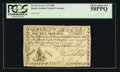 Colonial Notes:South Carolina, South Carolina February 8, 1779 $80 PCGS Choice About New 58PPQ.....