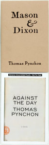 Books:Literature 1900-up, Thomas Pynchon. Pair of Advanced Reading Copies.... (Total: 2Items)